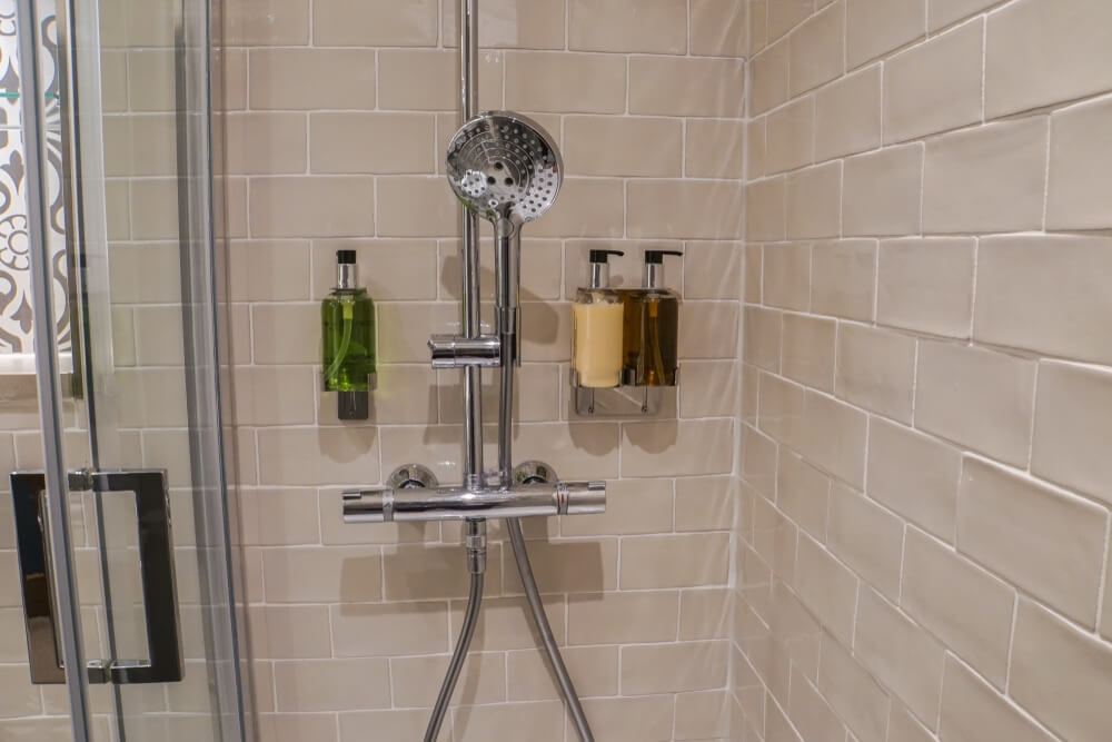 replace shower sets